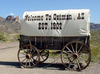 Historic Oatman